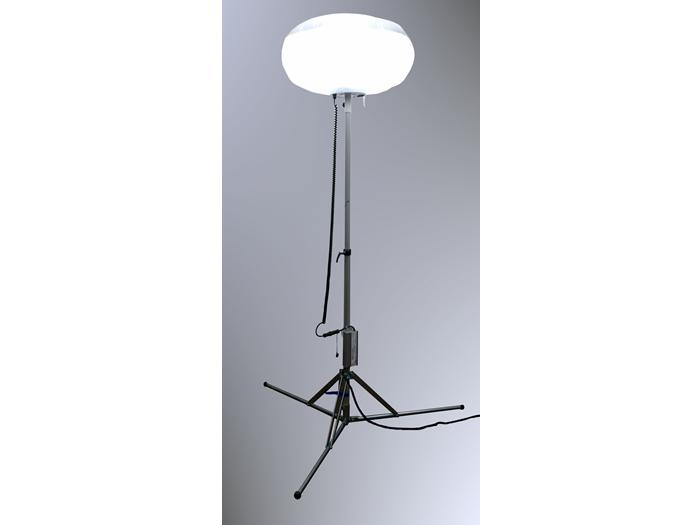 MBL300II-A/N<br />エアーバルーン式LED投光機